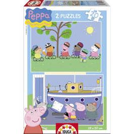 Puzzle Peppa Pig     EDUCA
