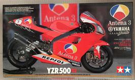 Maqueta de moto YAMAHA YZR500