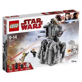 Orden pesada Scout Walker ( Lego StarWars