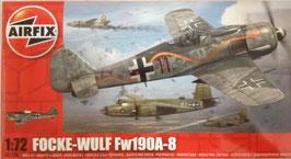FOCKE - WULF  Fw190A - 8  (airfix)