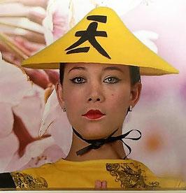 sombrero fieltro Chino (guirca)