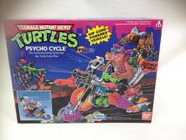 Tortugas Ninja - Vehículo Psycho, Cycle