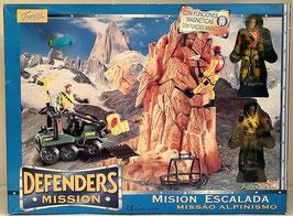 Misión Escalada ( Defenders )