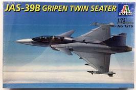 JAS-39B GRIPEN TWIN SEATER  (italeri)