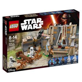 Batalla en Takonada ( Lego StarWars )