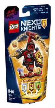 Maestro de las Vestias Ultimate (Lego Nexo Knights)