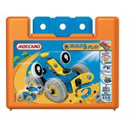 Meccano Buil & Play (azul)