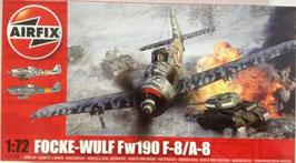 FOCKE -  WULF  Fw190  F-8/A-8  (airfix)
