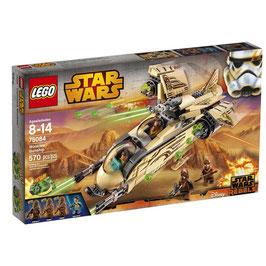 Cañonera wookiee ( Lego StarWars )