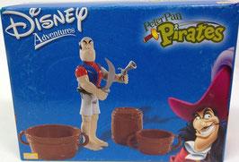 Pirata con Barriles (Pirates) Disney Aventuras