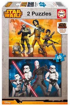 PUZZLE Star Wars Rebels | EDUCA