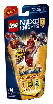 Nacy Ultimate (Lego Nexo Knights)