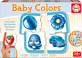 Baby Colors | EDUCA
