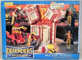 Misión Fuego  ( Defenders )