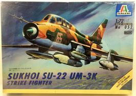 SUKHOI SU-22 UM -3K  (italeri)
