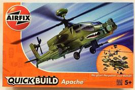 QUICK-BUILD  APACHE  (airfix) (Lego Kit)