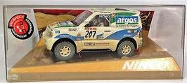 "Mitsubishi Pajero ""Argos"" Desert Drit"