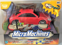 Coupé Transformable ( Micro Machines )