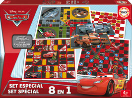 Set Especial 8 en1 de Cars | EDUCA