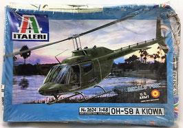 OH-58 A KIOWA (italeri)  (OFERTADO)