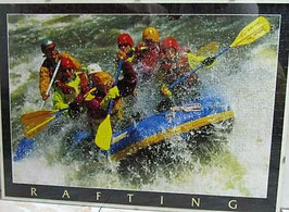 Puzzle Educa (Practicando Rafting)