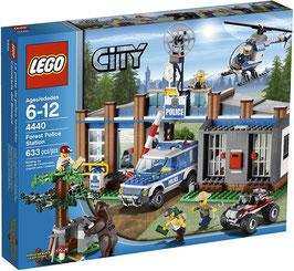 Estación de Policía Forestal (Lego City)