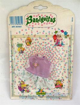 Vestidos de Barriguitas lila  (  DESCATALOGADO  )