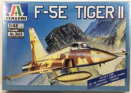 F-6E TIGER II  (ITALERI)