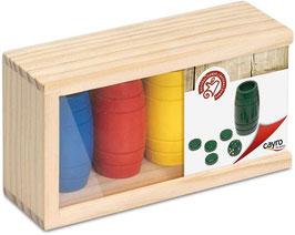 accesorios parchis madera xl | cayro