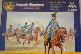 FRENCH  HUSSARS (italeri)