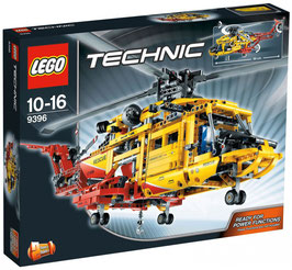 Helicopter Review   ( Lego Technic)