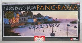 Puzzle Educa (Amanecer en Belle-Ile-En-Mer Bretaña)