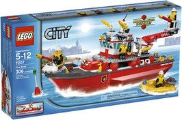 Barco de Bomberos  (Lego City)
