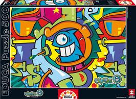 PUZZLE El Pez | EDUCA