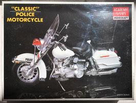 "Maqueta ""Classis""Polica Motorcycle (Academy)"