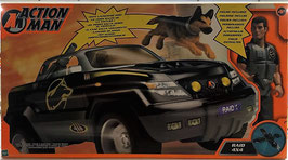Action Man  RAID  4X4