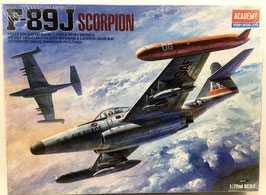 F-89J  ESCORPION  (academy)