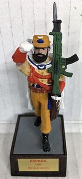 Soldado de Regulares (Desfilando)