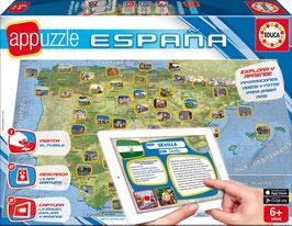 APP-puzzle España | EDUCA