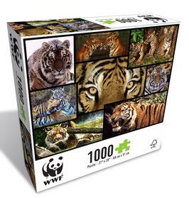 Puzzle W.W.F.Tigres | B P