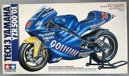Maqueta de moto YAMAHA YZR500'01