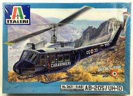 AB-205 / UH-1D  (italeri)
