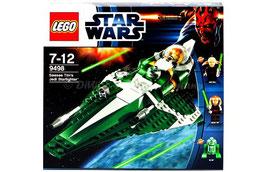 Saesee Tiin's Jedi Starfigher  ( Lego StarWars