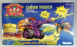Capitan Planet ( Cañón Toxico )  KENNER