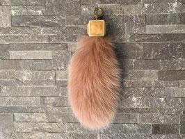 Louis Vuitton Foxy Bagcharm Taschenschmuck in Blush