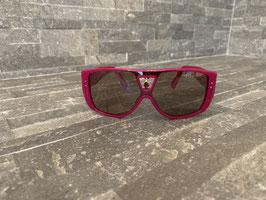 Louis Vuitton Monogram Bindi Sonnenbrille in Fuchsia
