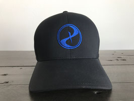 PARADIGM FlexFit Logo Cap Black