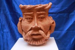 V1 Vaso terracotta Saraceno 1