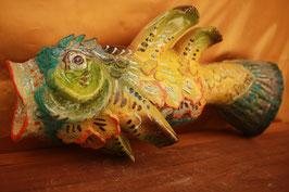 PE10 Pesce multicolore
