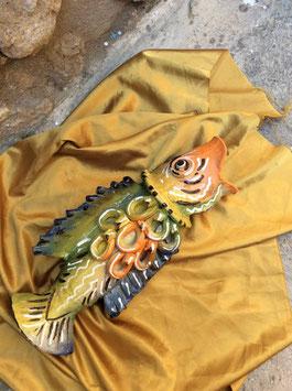 PE12 Pesce tonalità giallo